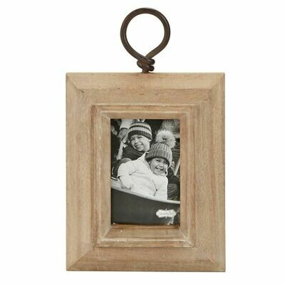 4 X 6 Frame With Twisted Handle