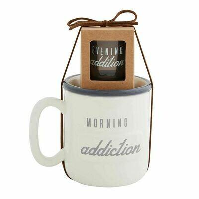 Addiction Mens Mug Shot Set