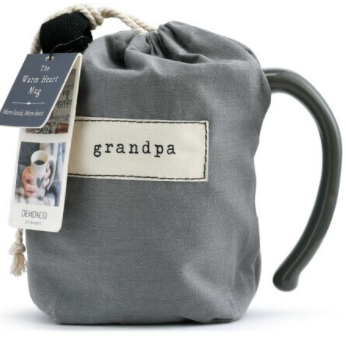 Grandpa Heart Mug
