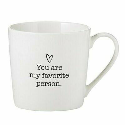Favorite Person Mug