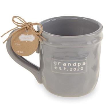 Grandpa Est. 2020 Mug