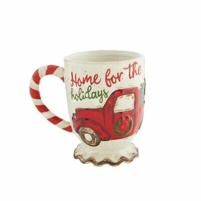 Truck Farmhouse Mug