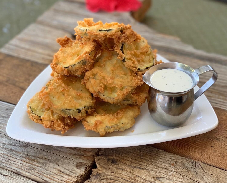 Lg Crispy Zucchinni Chips