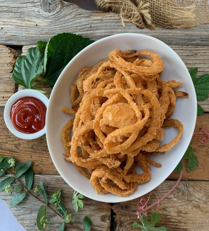 Small Crispy Onion Strings