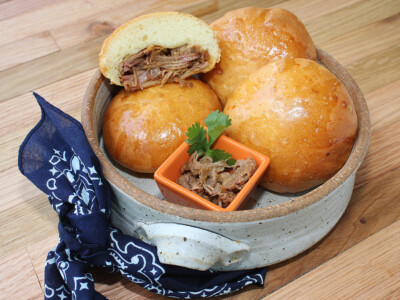 Pulled Pork Kolache