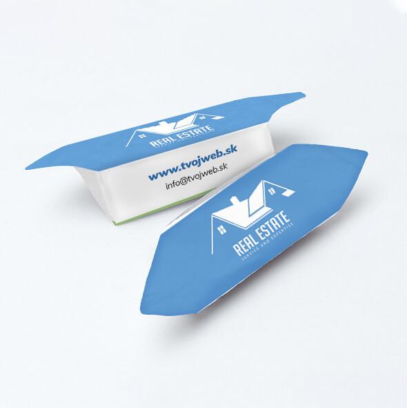 Reklamné krovky s logom - VZOR 5