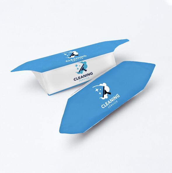 Reklamné krovky s logom - VZOR 3