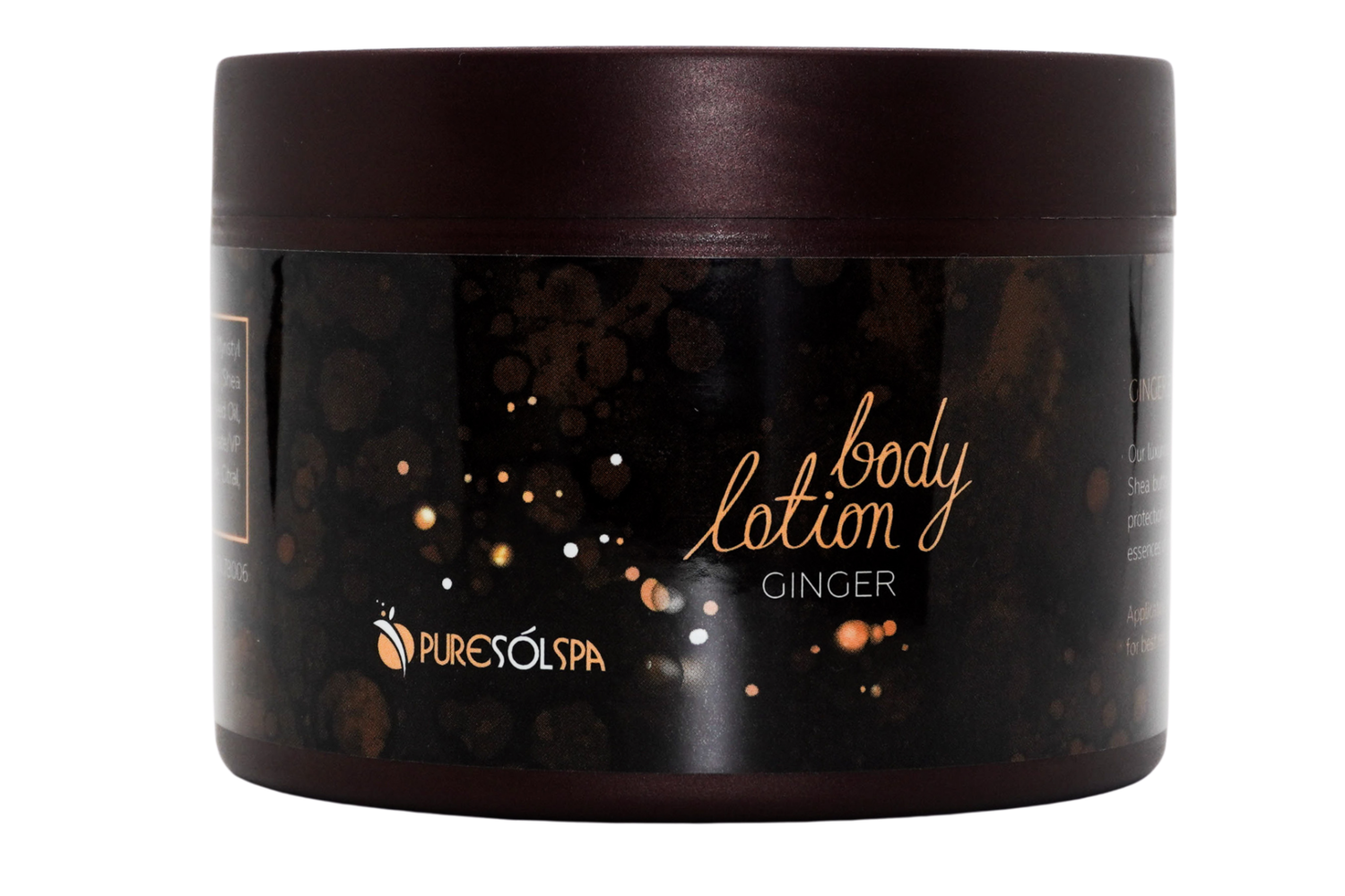 Ginger Body Lotion
