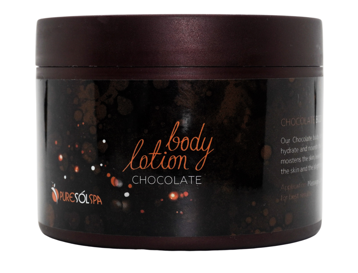 Chocolate Body Lotion