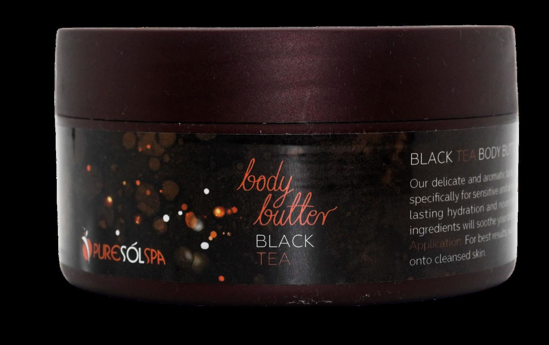 Black Tea Body Butter