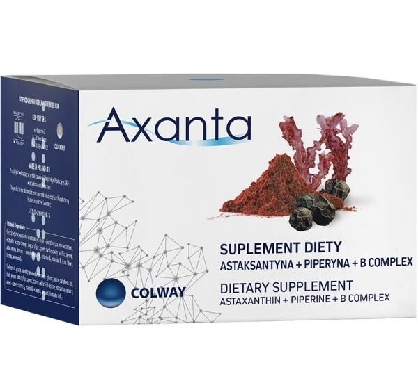 Axanta Ultimate B-Complex Multivitamin