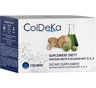 "ColDeKa ""The Good Oil"" Complex Formula"