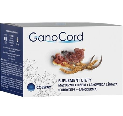 Ganocord Immune Booster for Heart & Lungs from Far East