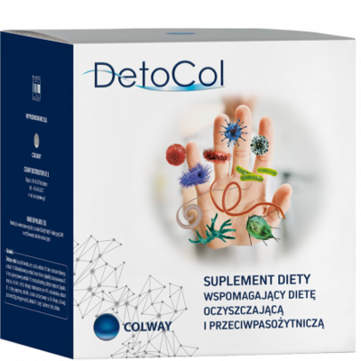Detocol Easy Whole Body Cleanse