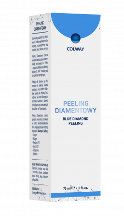 Blue Diamond Peeling