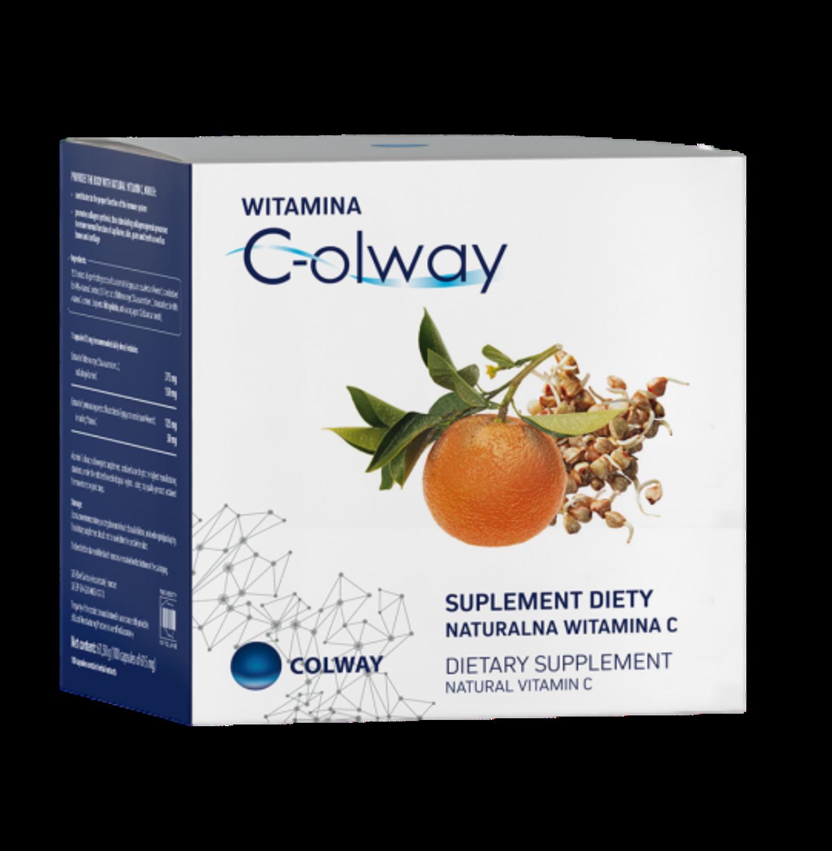 C-olway 100% Bio-Organic, Vitamin C