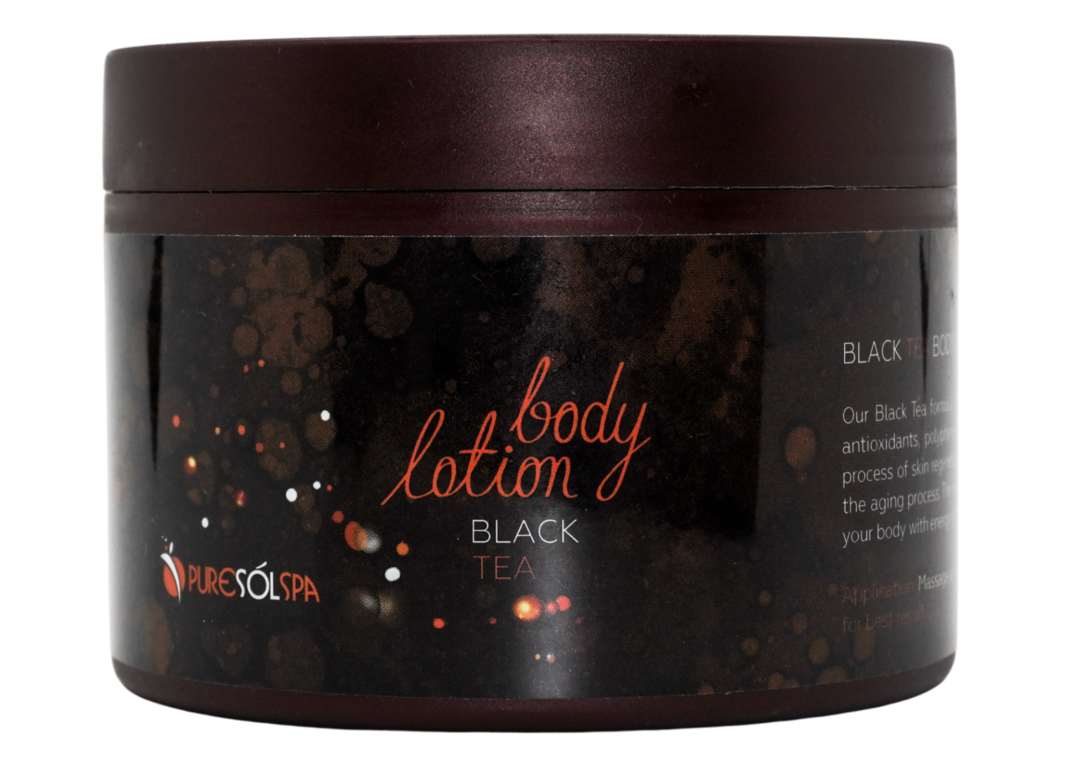 Black Tea Body Lotion