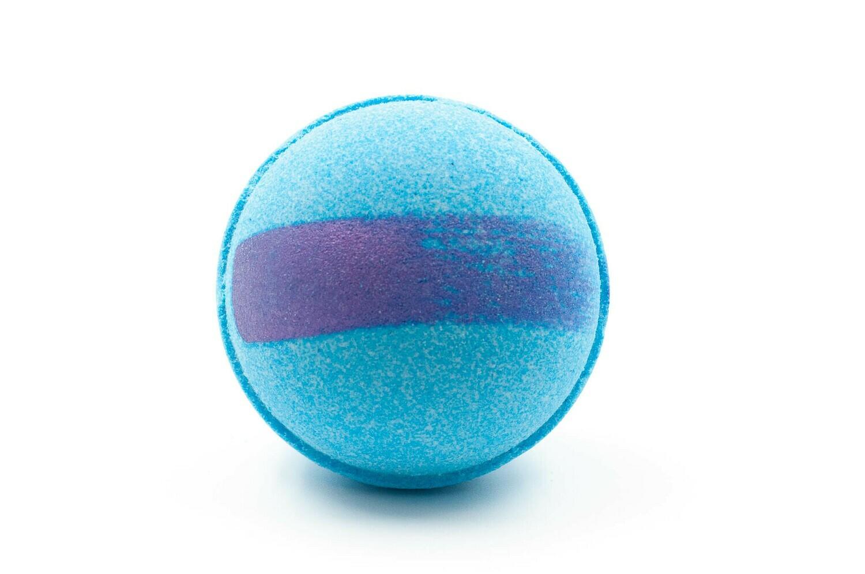 Texas Blue Bonnet Color Changing Bath Bomb