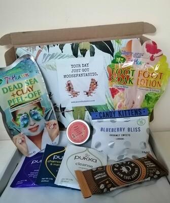 Moose Kisses Letterbox Wellness kit
