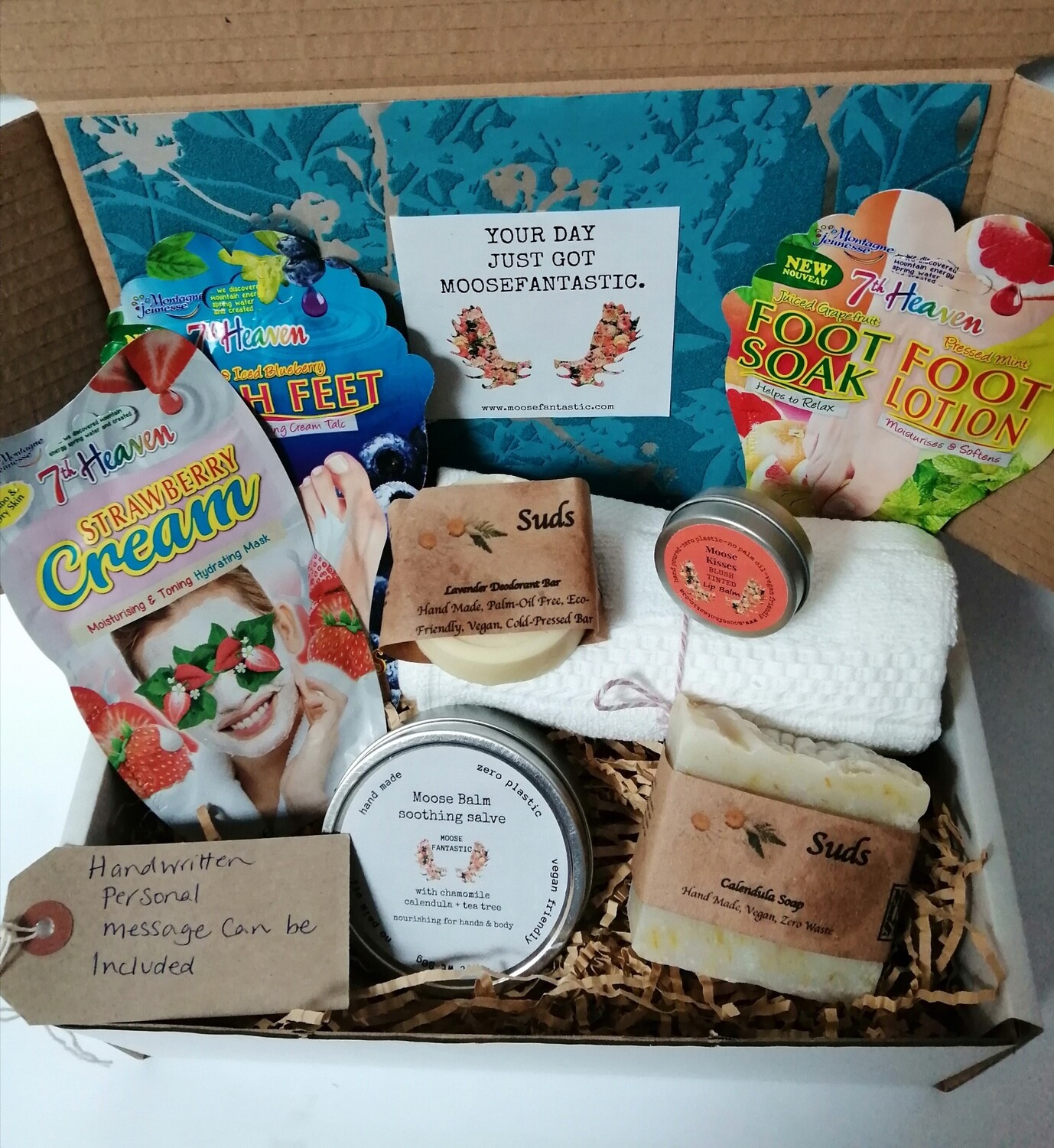 Soul Sister wellness gift box for her