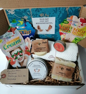 Soul Sister wellness gift box for her