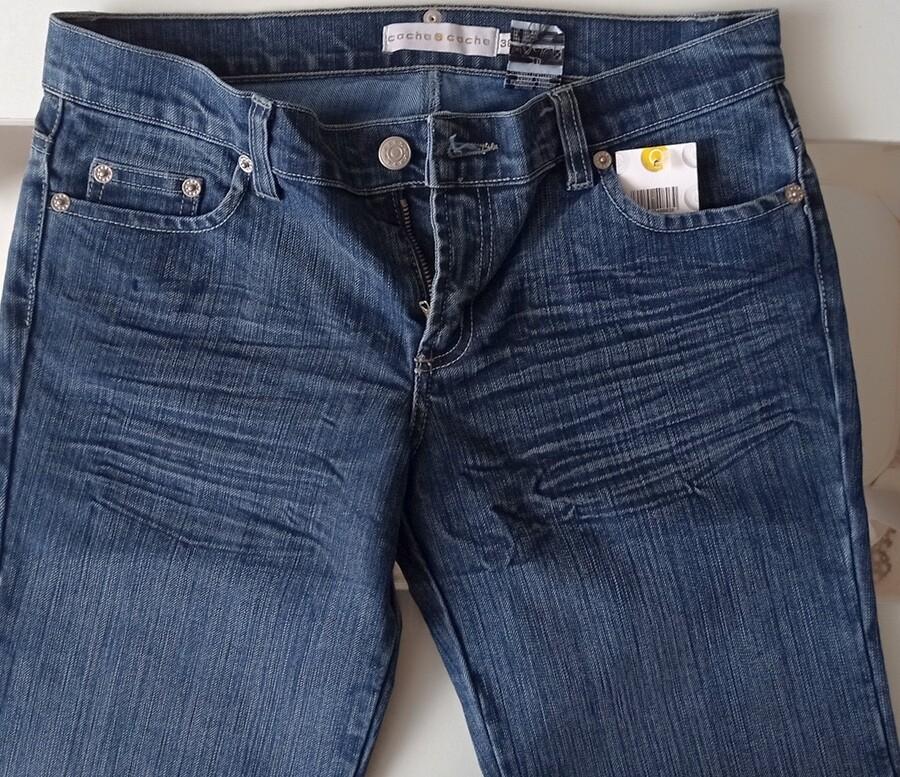 Женские джинсы Cache Cache
