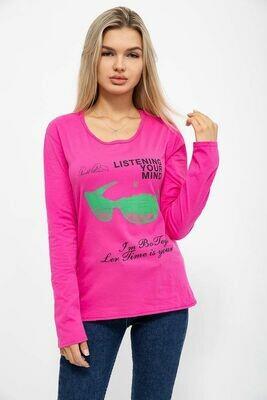 Батник женский цвет Розовый