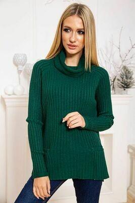 Свитер женский цвет Зеленый