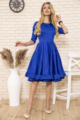 Платье женское Синее