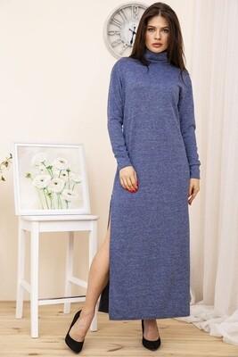 Платье женское цвет Джинс