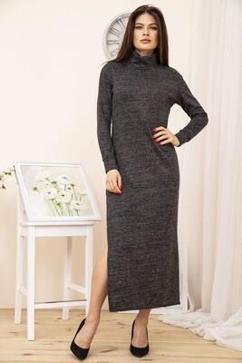 Платье женское цвет Грифельный