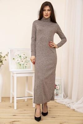 Платье женское цвет Бежевый