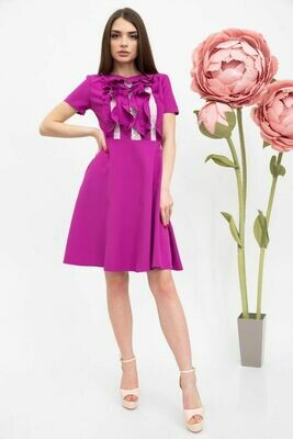 Платье женское цвет Фуксия