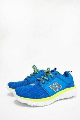 Кроссовки женские для бега цвет Синий