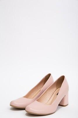 Туфли женские цвет Пудровый