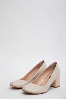 Туфли женские цвет Бежевый