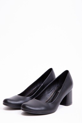 Туфли женские цвет Черный