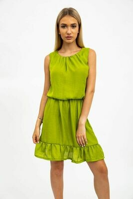 Платье женское цвет Салатовый