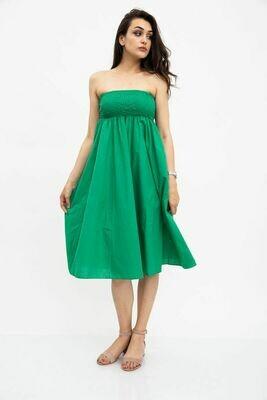 Сарафан женский цвет Зеленый