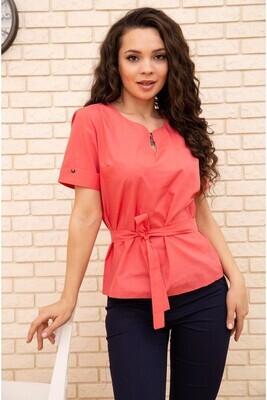 Women's blouse color Lilac