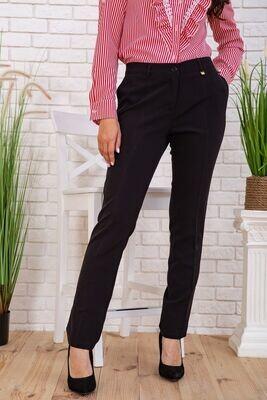 Women's trousers color Black