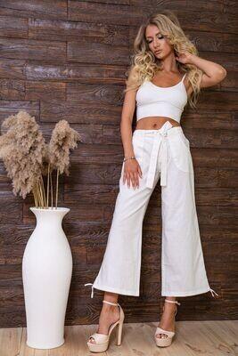 Women's trousers color Milk
