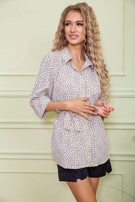 Women's blouse color Beige