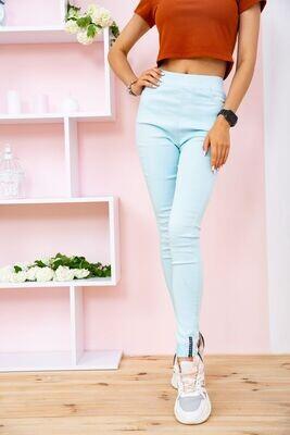 Jeggings for women color Blue
