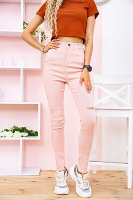 Jeggings for women color Pink