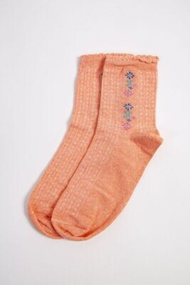 Women's socks color Pink
