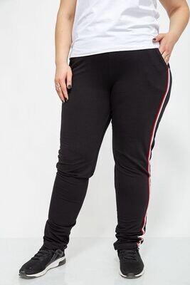 Sports pants womens color Black