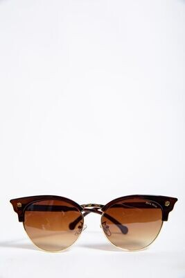 Sunglasses for women color Brown gradient