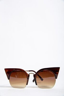 Women's sunglasses color Brown