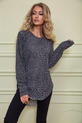 Tunic color Gray
